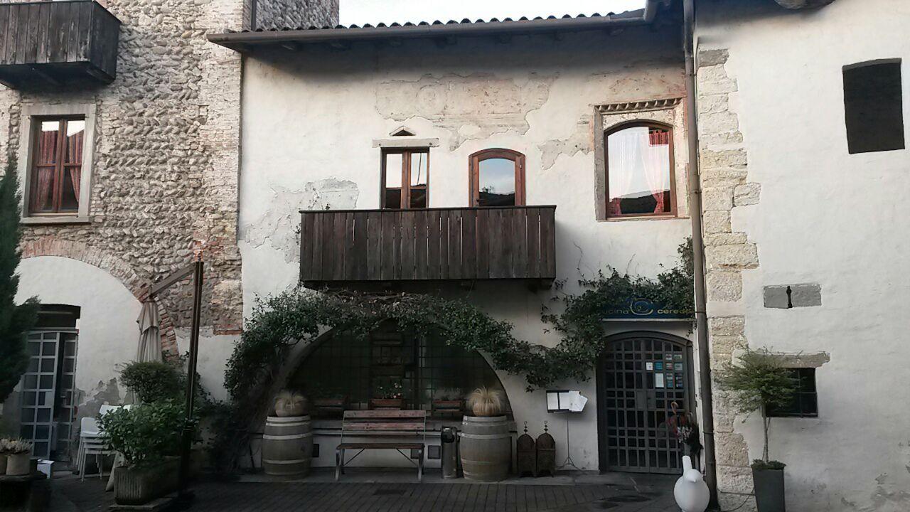 ciclone carmen » blog archive » ristorante cucina cereda (via ... - Cucina Cereda Ponte San Pietro
